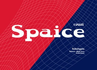 Spaice Font