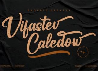 Vifastev Caledow Font