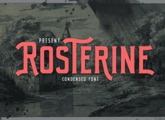 Rosterine Font