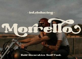 Morrello Font