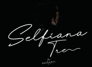 Selfiana Tre Font