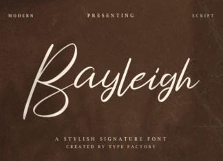 Bayleigh Font