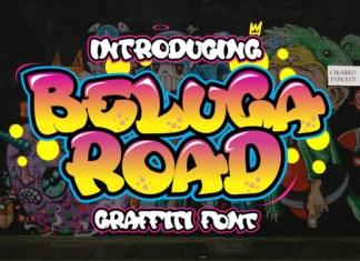 Beluga Road Font