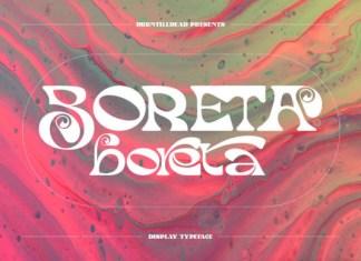 Boreta Font