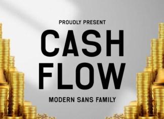 Cashflow Font