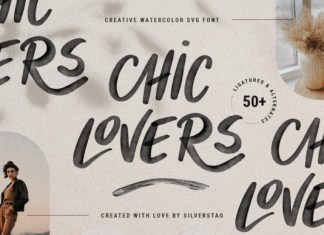Chic Lovers Font