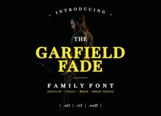 Garfield Fade