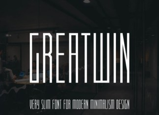 Greatwin Font