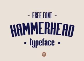 Hammerhead Font