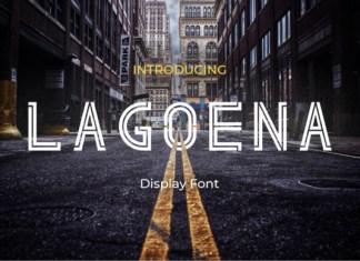 Lagoena Font