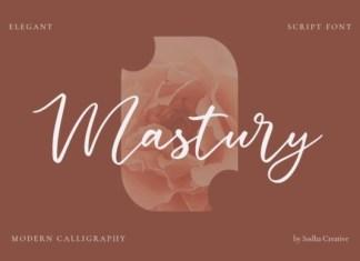 Mastury Font