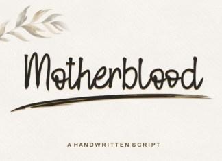 Motherblood