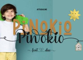 Pinokio Font