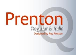 Prenton