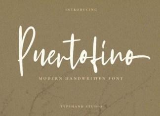Puertofino Font