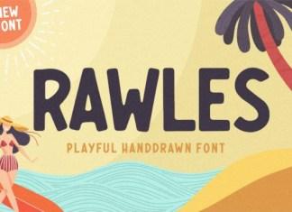 Rawles Font