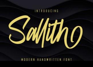 Sallith Font