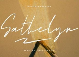 Sathelyn Font