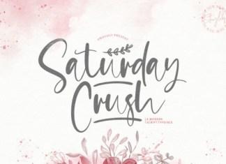 Saturday Crush