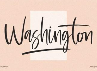 Washington Font
