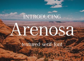 Arenosa Font