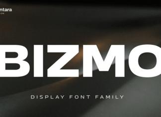 Bizmo Font