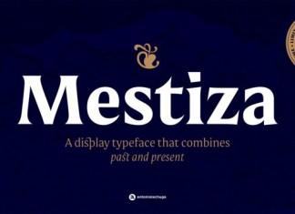 Mestiza Font
