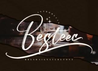 Besteec Font