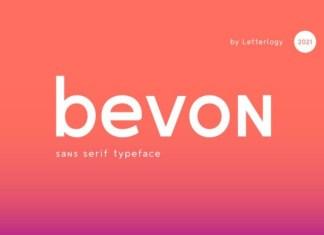 Bevon Font