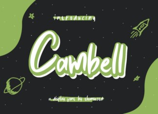 Cambell Font