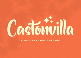 Castonvilla Font