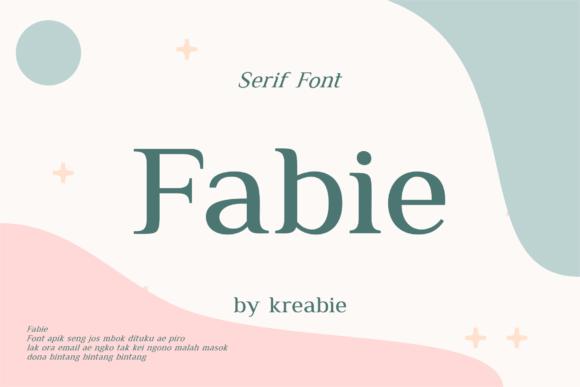 Fabie Font