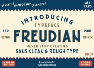 Freudian Font