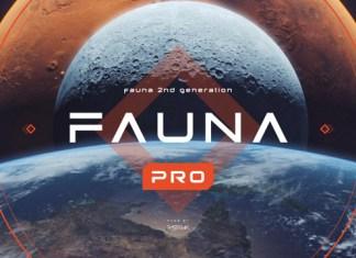 Fauna Pro Font