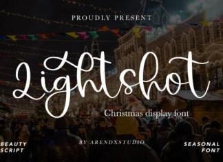 Lightshot Font