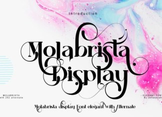 Molabrista Font