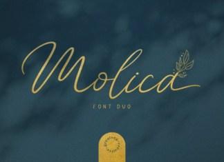 Molica Duo Font
