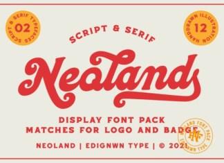 Neoland Font