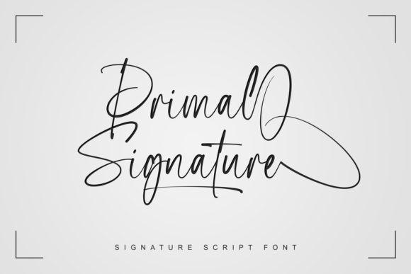 Primal Signature