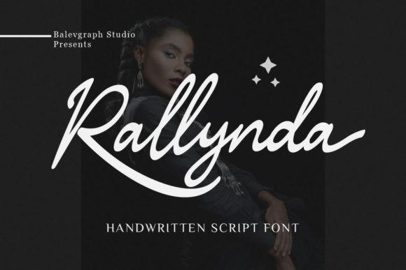 Rallynda Font