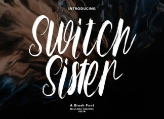 Switch Sister Font