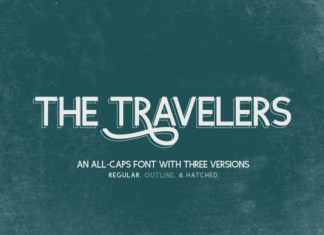 The Travelers Font