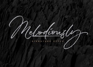 Melodiously Font