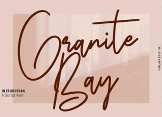 Granite Bay Font
