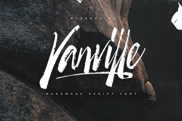 Vanville Font
