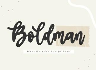 Boldman
