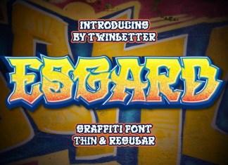 Esgard Font