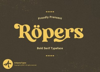Ropers Font