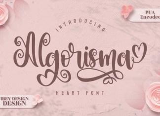 Algorisma Font