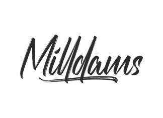 Milldams Font